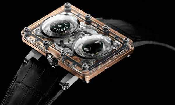 MBF HM2 SV Watch 4 Dez relógios estranhos que eu gostaria de ter
