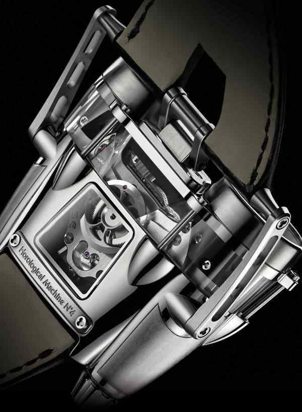 MBandF HM4 Thunderbolt Watch 6 Dez relógios estranhos que eu gostaria de ter