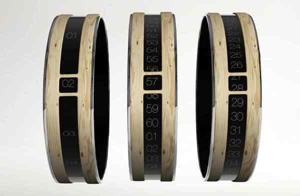 Revolve Watch Bracelet by Podvaal 1 Dez relógios estranhos que eu gostaria de ter