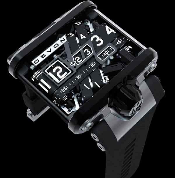 devon works tread 1 watch 1 Dez relógios estranhos que eu gostaria de ter