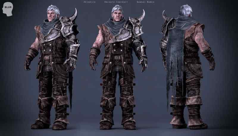 guerreiro236 50 Personagens 3d de cair o queixo