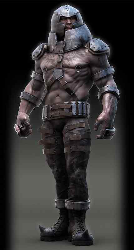 guerreiro241 50 Personagens 3d de cair o queixo
