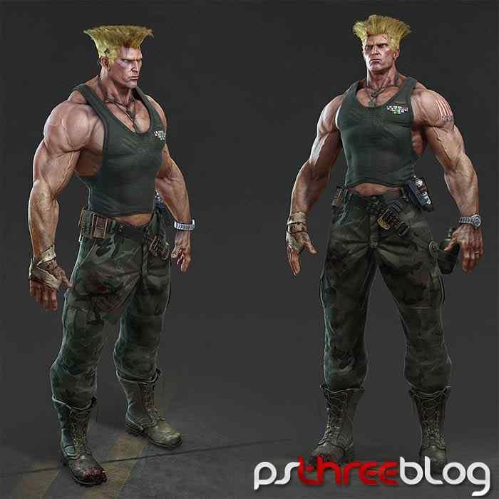 guerreiro245 50 Personagens 3d de cair o queixo