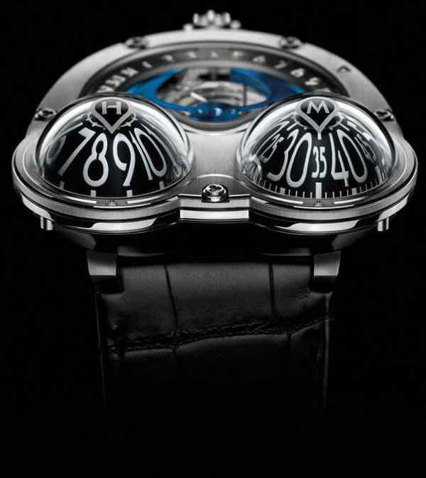 mbandf hm3 frog watch 1 Dez relógios estranhos que eu gostaria de ter