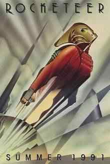220px Rocketeermovieposter Super lista de filmes baseados em quadrinhos