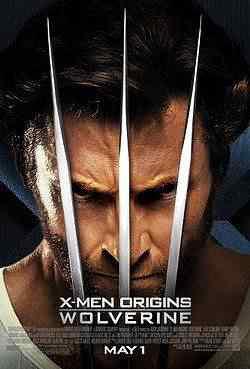 250px X Men Origins Wolverine Super lista de filmes baseados em quadrinhos