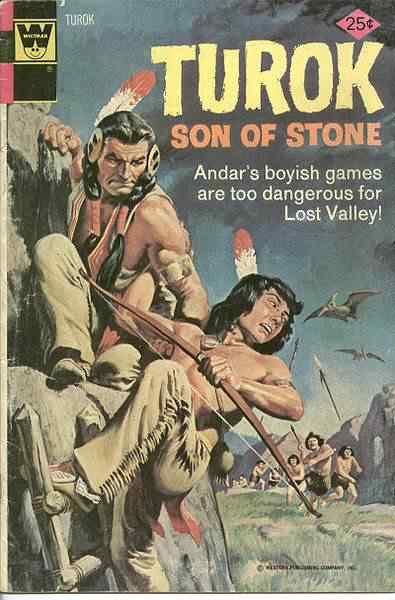395px Turok son of stone comic Super lista de filmes baseados em quadrinhos