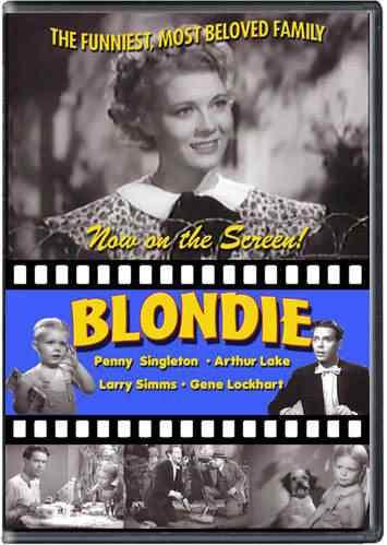 Blondie Movie Super lista de filmes baseados em quadrinhos