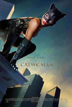 Catwoman poster Super lista de filmes baseados em quadrinhos