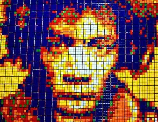 Cube Works art4 550x425 Top 20 retratos inusitados
