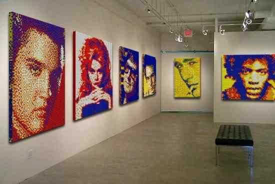 Cube Works art5 550x367 Top 20 retratos inusitados