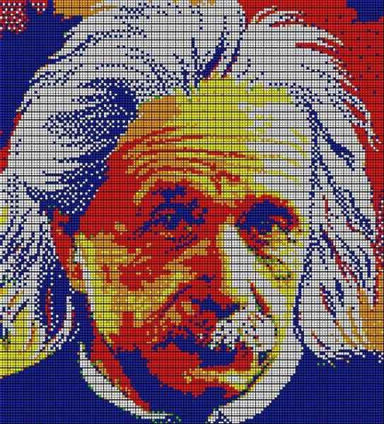 Cube Works art9 Top 20 retratos inusitados
