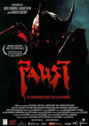 Faust Love of the Damned Super lista de filmes baseados em quadrinhos