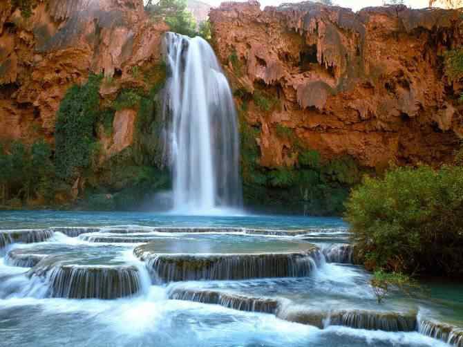 Havasu Falls Arizona 670x502 10 lugares Gumps