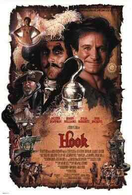 Hook poster Super lista de filmes baseados em quadrinhos