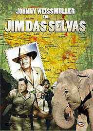 Jim das Selvas DVD Super lista de filmes baseados em quadrinhos