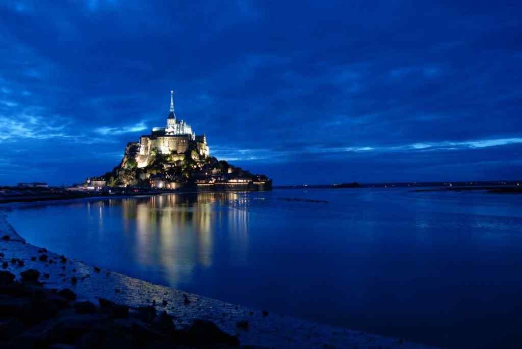 Monte Saint Michel Mont Saint Michel Saint Michaels Mount 1 1024x685 10 lugares Gumps