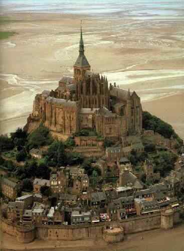 Monte Saint Michel Mont Saint Michel Saint Michaels Mount 4 10 lugares Gumps