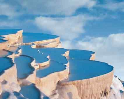 Pamukkale 10 lugares Gumps