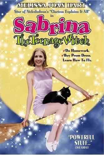 Sabrinatheteenagewitchmovie Super lista de filmes baseados em quadrinhos