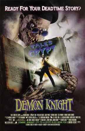 Tales from the crypt presents demon knight Super lista de filmes baseados em quadrinhos
