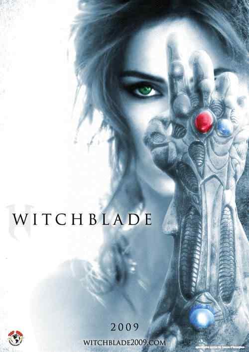 Witchblade Teaser Super lista de filmes baseados em quadrinhos