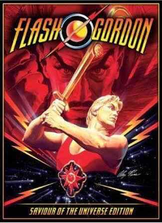 flashgordon1980 2 Super lista de filmes baseados em quadrinhos