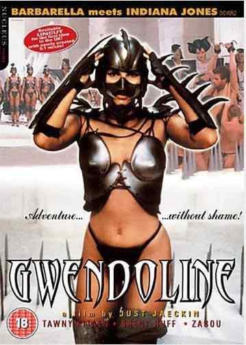 gwedoline Super lista de filmes baseados em quadrinhos