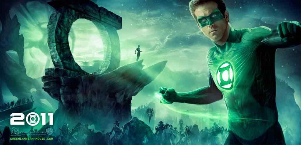 lanterna verde poster 1 1024x494 Super lista de filmes baseados em quadrinhos