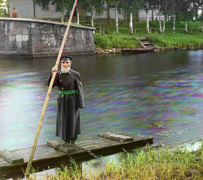 p87 5006 Russia: O mistério das fotos coloridas num tempo em que só havia preto e branco