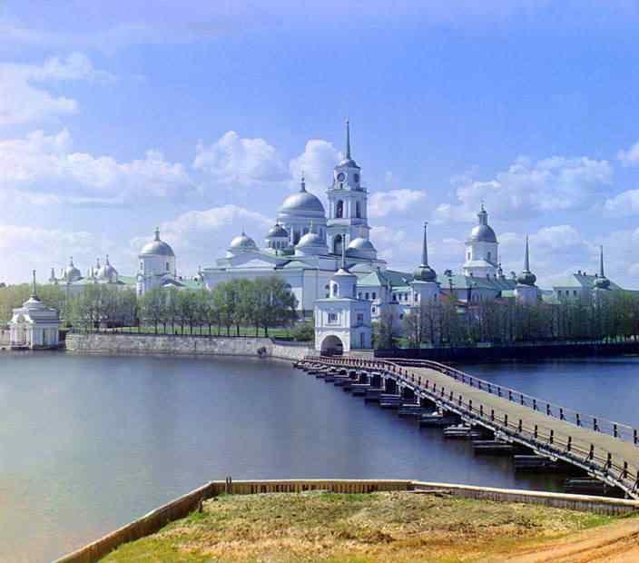 p87 6040 Russia: O mistério das fotos coloridas num tempo em que só havia preto e branco
