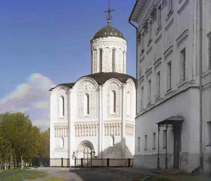 p87 6500 Russia: O mistério das fotos coloridas num tempo em que só havia preto e branco