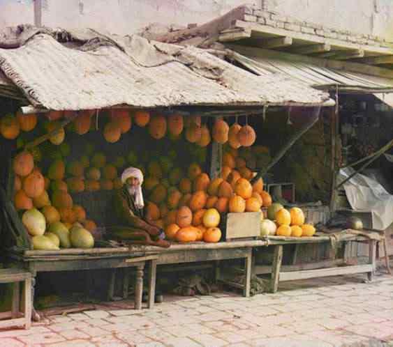 p87 8003 Russia: O mistério das fotos coloridas num tempo em que só havia preto e branco