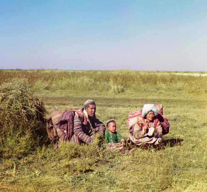 p87 8062 Russia: O mistério das fotos coloridas num tempo em que só havia preto e branco