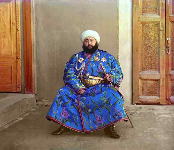 p87 8086 Russia: O mistério das fotos coloridas num tempo em que só havia preto e branco