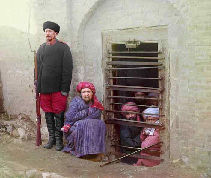 p87 150x  00130  Russia: O mistério das fotos coloridas num tempo em que só havia preto e branco