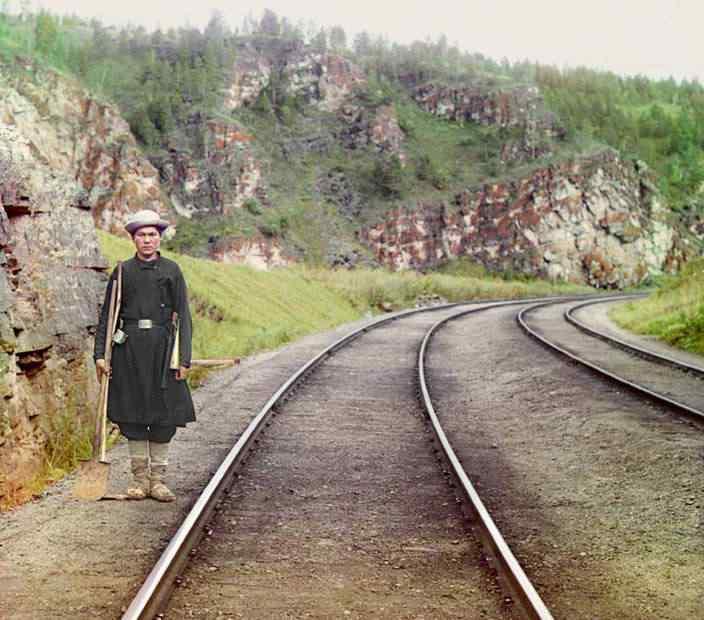 p87 23x  00016  Russia: O mistério das fotos coloridas num tempo em que só havia preto e branco