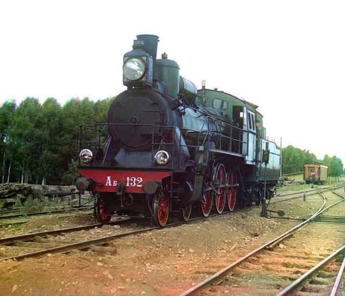 p87 4012  00458  Russia: O mistério das fotos coloridas num tempo em que só havia preto e branco