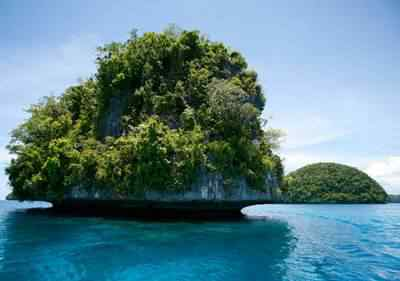 palau rock island 10 lugares Gumps