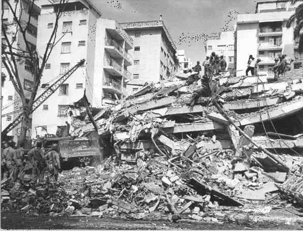 terremoto Será apenas mera coincidência?