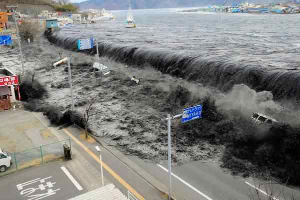 tsunami Será apenas mera coincidência?