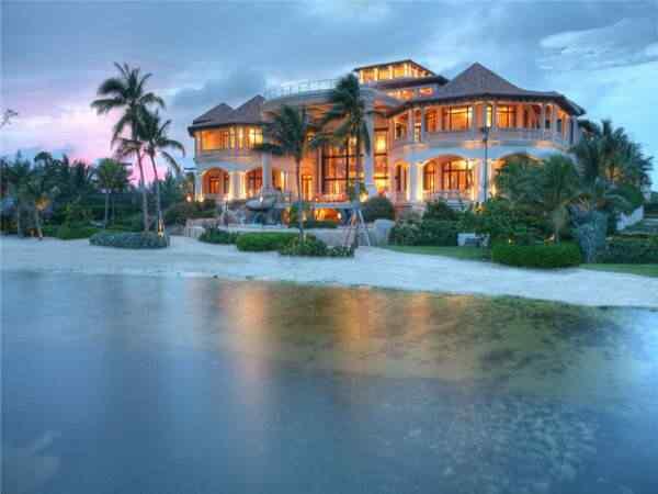 Luxurious Villa Castillo in The Caribbean A casa mais espetacular do Caribe