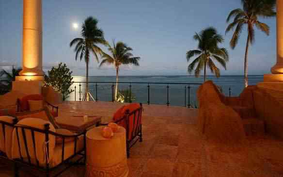 casinha3 A casa mais espetacular do Caribe
