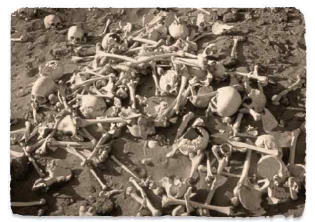 ossada A busca de Kuran   A água mortal