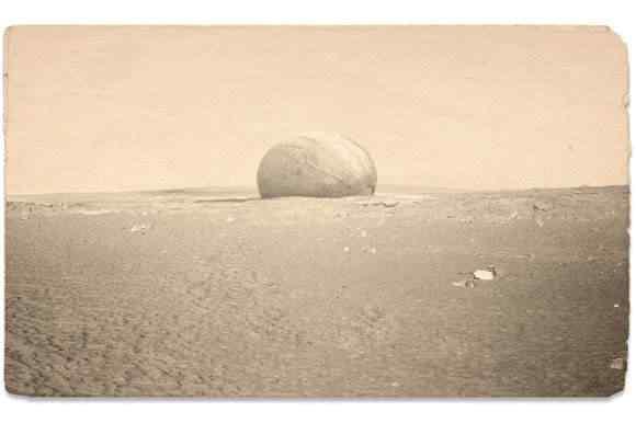 pedra redondafinal A busca de Kuran   A água mortal