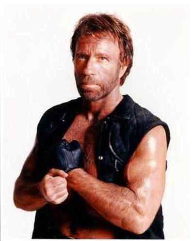 chuck norris Os Chuck Norris da vida real