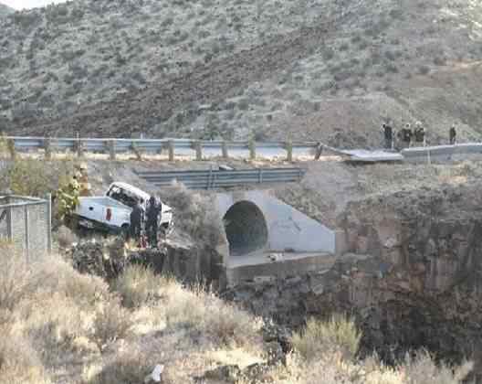 accidents Foi por pouco   10 casos de veículos que pararam na beirada