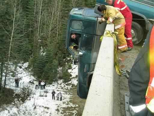rAR0HjhtZw Foi por pouco   10 casos de veículos que pararam na beirada