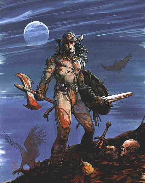 Barry Windsor Smith   Conan of Cimmeria 3 Conan   A volta da Era Hiboriana na tela grande