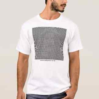 Ilusão de ótica do Seu Madruga shirt